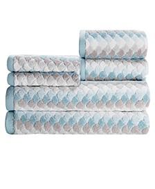 Salina 6-Pc. Towel Set