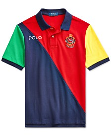 Polo Ralph Lauren Big Boys Mesh Polo