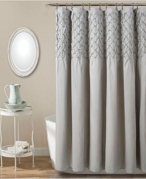 Bayview 72 X Shower Curtain