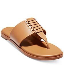 Felix Flat Sandals