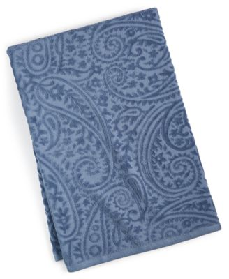 """CLOSEOUT! Valentina Cotton 30"""" x 54"""" Bath Towel, Created for Macy's"""