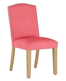 Callon Nail Button Dining Chair, Quick Ship
