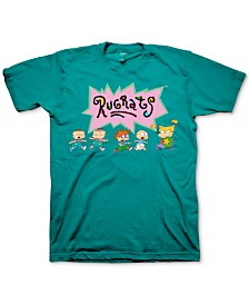 Rugrats Running Men's Graphic T-Shirt