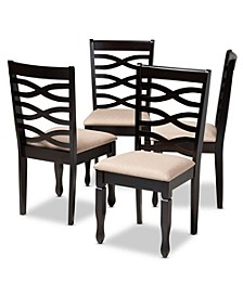 Lanier Dining Chair, Set of 4