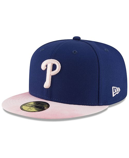 New Era Philadelphia Phillies Mothers Day 59FIFTY Fitted Cap