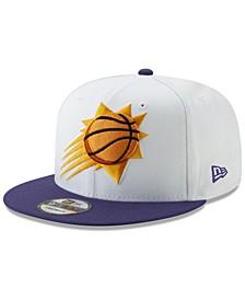 Phoenix Suns White XLT 9FIFTY Cap