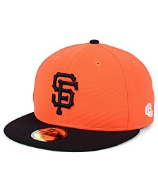 New Era San Francisco Giants Cooperstown Flip 59FIFTY Fitted Cap