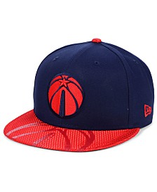 New Era Washington Wizards Pop Viz 9FIFTY Snapback Cap