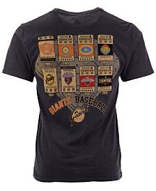 Majestic Men's San Francisco Giants Coop Souvenir Ticket T-Shirt