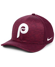 Nike Philadelphia Phillies Velocity Swooshflex Stretch Fitted Cap
