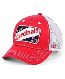 Little Boys St. Louis Cardinals Woodlawn Meshback MVP Snapback Cap