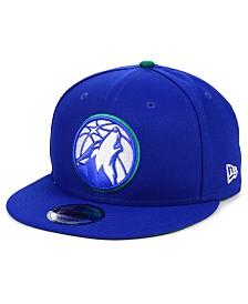 New Era Minnesota Timberwolves Switch 9FIFTY Snapback Cap