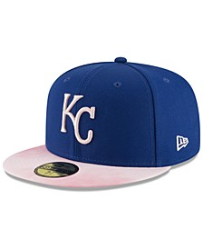 Kansas City Royals Mothers Day 59FIFTY Fitted Cap