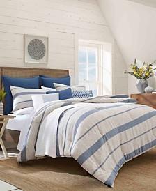 Nautica Norcross Comforter Sham Set, Twin
