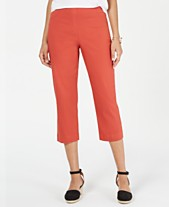 5b1513931 Style & Co Pull-On Capri Pants, Created for Macy's