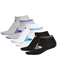 adidas 6-Pk. Originals Superlite No-Show Women's Socks