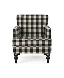 Harrison Club Chair, Quick Ship