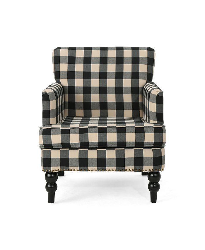 Noble House - Harrison Club Chair, Quick Ship
