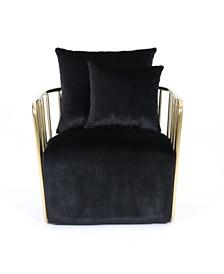 Ania Club Chair, Quick Ship