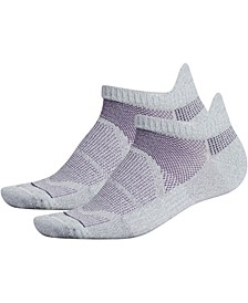 2-Pk. Superlite Prime Mesh III Tabbed No-Show Women's Socks