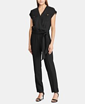 1d153ed5 Lauren Ralph Lauren Jumpsuits & Rompers for Women - Macy's