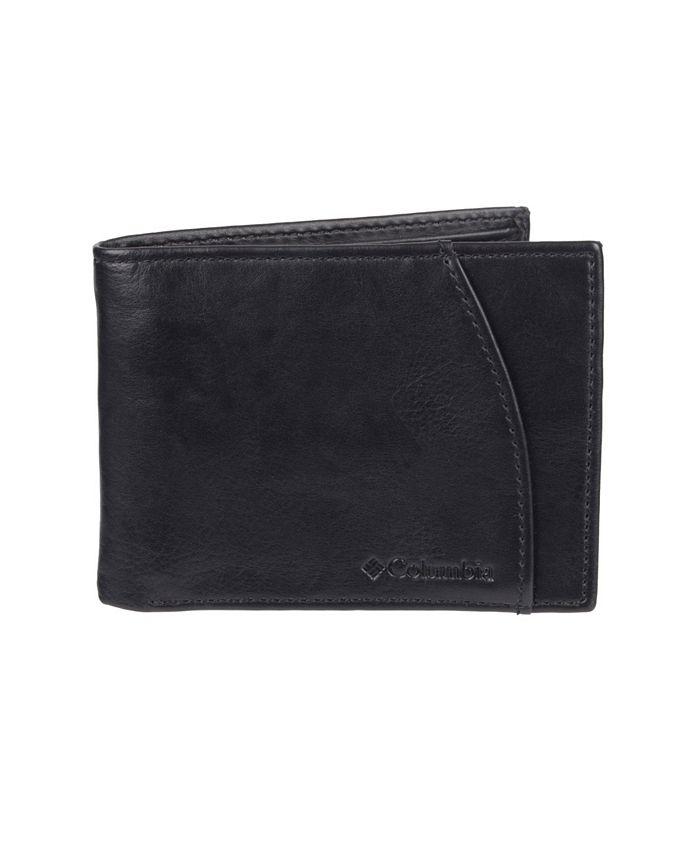 Columbia - RFID Extra-capacity Slimfold Men's Wallet