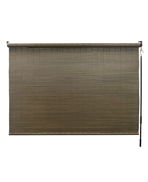 """RADIANCE Bamboo Shade with Crank, 72"""" x 72"""""""