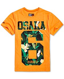 Superdry Men's Osaka Mid-Weight Graphic T-Shirt