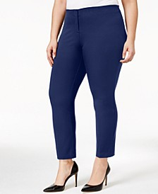 Plus Size Cropped Pants, Created for Macy's