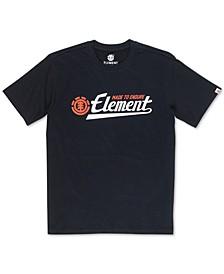Men's Signature Logo Graphic T-Shirt