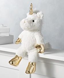 "Holiday Lane Dreamland 11""H Unicorn Plush, Created for Macy's"