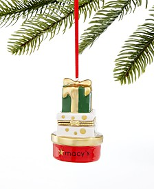 Holiday Lane Macy's Gifts Ornament, Created for Macy's