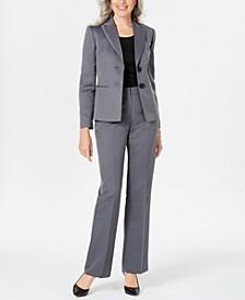 Herringbone Pantsuit