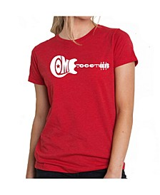 Women's Premium Word Art T-Shirt - Come Together