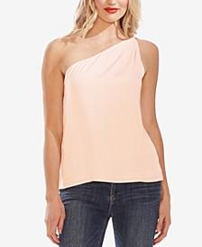 Asymmetrical One-Shoulder Top