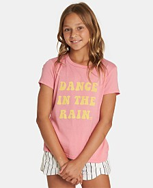 Billabong Big Girls Dance-Print T-Shirt