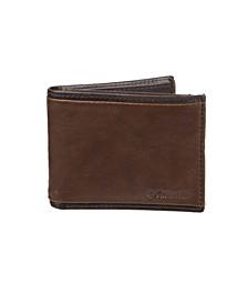 RFID Passcase Men's Wallet