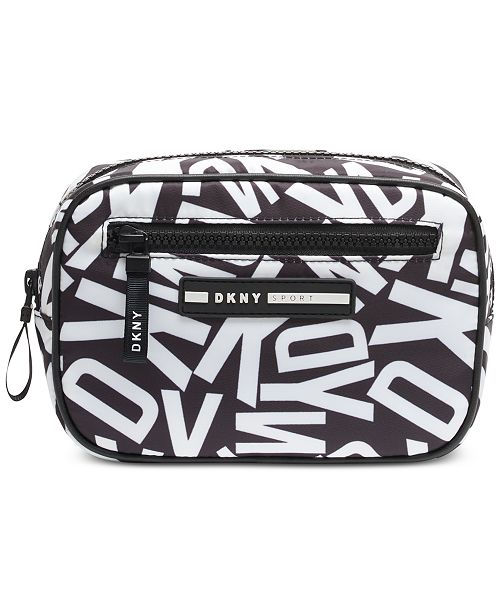DKNY Nora Logo Belt Bag, Created for Macy's