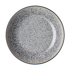 Denby Studio Craft Grey/White Pasta Bowl
