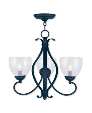 Livex Brookside 3-Light Chandelier
