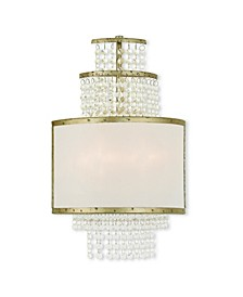 Prescott 2-Light Wall Sconce