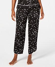 INC Printed Sleep Pants, Created for Macy's