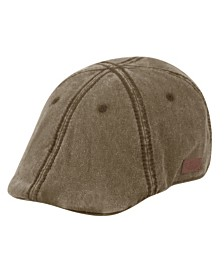 Angela and William Duckbill Ivy Cap with Stitching