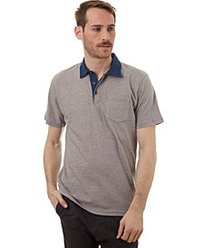 PX Polo with Contrast Collar