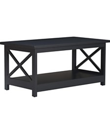 Bismarck Coffee Table, Quick Ship