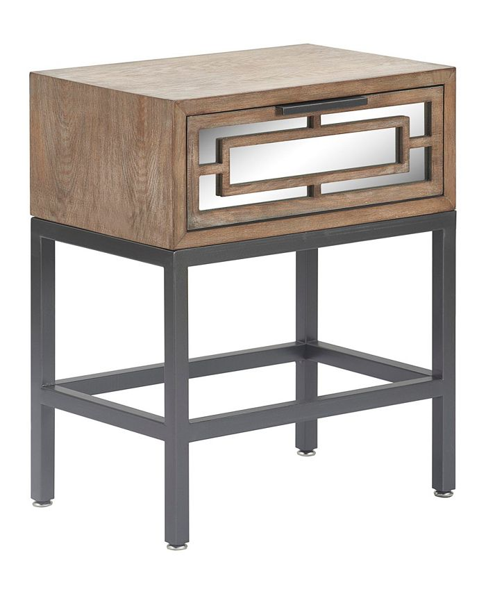 Tommy Hilfiger - Hayworth Side Table, Quick Ship