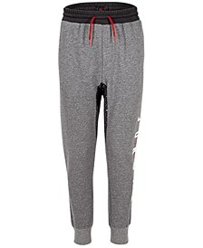 Toddler Boys Speckle Jogger Pants, Created For Macy's