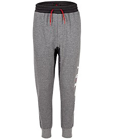 Jordan Little Boys Speckle Jogger Pants, Created For Macy's