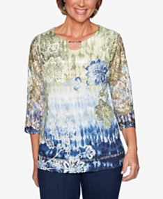 ab3688b0036 Alfred Dunner Women's Clothing Sale & Clearance 2019 - Macy's