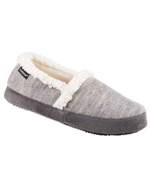 886ea3881 Isotoner Signature Women's Closed Back Slipper, Online Only ...